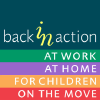 Backinaction.co.uk logo
