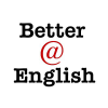 Betteratenglish.com logo
