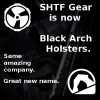 Blackarchholsters.com logo