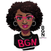 Blackgirlnerds.com logo