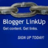 Bloggerlinkup.com logo