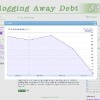 Bloggingawaydebt.com logo