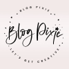 Blogpixie.com logo