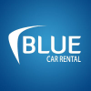 Bluecarrental.is logo