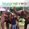 Bluegreenrock.com logo