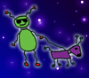 Bobthealien.co.uk logo