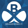 Brandsome.fi logo