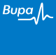 Bupa.co.uk logo