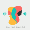 Callyourgirlfriend.com logo