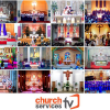 Churchservices.tv logo