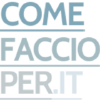 Comefaccioper.it logo