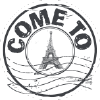 Cometoparis.com logo