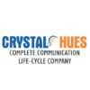 Crystalhues.com logo