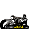 Custommania.com logo