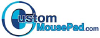 Custommousepad.com logo
