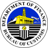 Customs.gov.ph logo