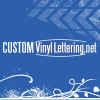 Customvinyllettering.net logo