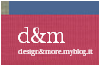Designandmore.it logo