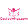 Desiredwings.com logo