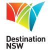 Destinationnsw.com.au logo
