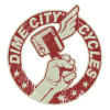 Dimecitycycles.com logo
