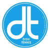 Dishtennis.net logo