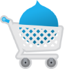 Drupalcommerce.org logo