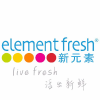 Elementfresh.com logo