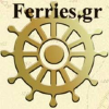 Ferries.gr logo