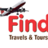 Findrextravels.com logo
