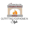 Fireplacedoorsonline.com logo