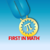 Firstinmath.com logo