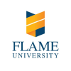 Flame.edu.in logo