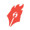 Flamingtext.in logo