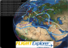 Flightexplorer.com logo