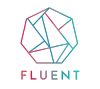Fluentlanguage.co.uk logo