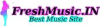 Freshmusic.in logo