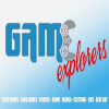 Gameexplorers.gr logo
