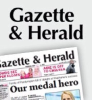 Gazetteandherald.co.uk logo