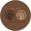 Geeksofcolor.co logo