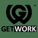 Get work logo