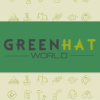Greenhatworld.com logo