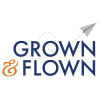 Grownandflown.com logo