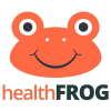 Healthfrog.in logo