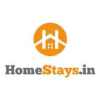 Homestays.in logo