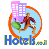 Hotels.co.il logo