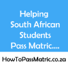 Howtopassmatric.co.za logo