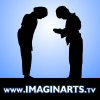 Imaginarts.tv logo
