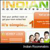 Indianroommates.in logo