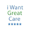 Iwantgreatcare.org logo